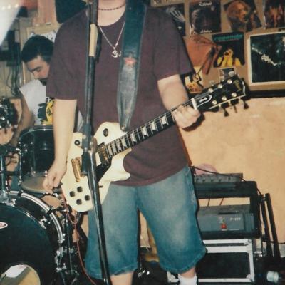 Dikers 2003 roxy rock cafe barcelona