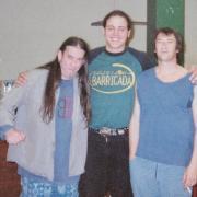 Barricada - 2002 - El drogas y Fernando - La Farga - L' Hospitalet