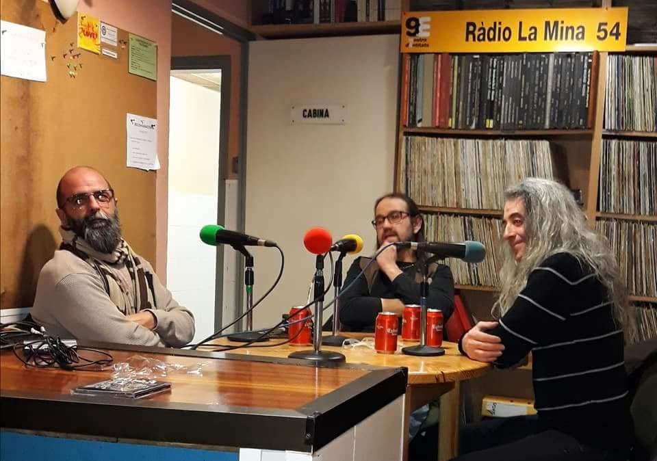 Yeyi y la banda 2018 radio la mina